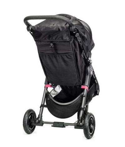 Carucior City Mini GT Black Gray | BABY JOGGER
