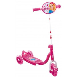 Scooter 3 roti Barbie - Stamp-stamp