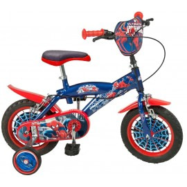 Bicicleta copii 6-9 ani Spiderman-Toimsa