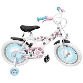 Bicicelta mash - up minnie 16-stamp