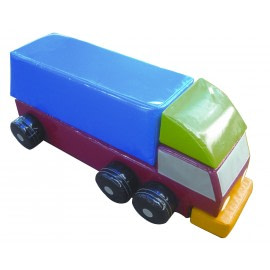 Soft Play - Camion-Fun Play