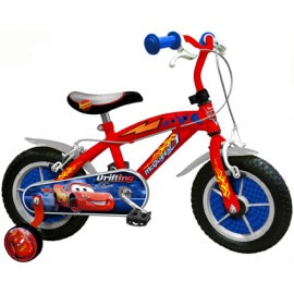 Stamp - Bicicleta Cars 14'-stamp