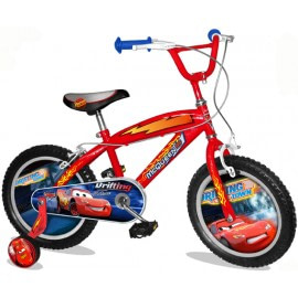 Stamp - Bicicleta Cars 16'-stamp