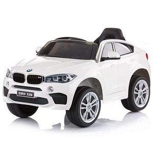 Masinuta electrica Chipolino BMW X6 white-Chipolino