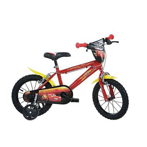 Bicicleta copii 14 cars movie-Dino Bikes