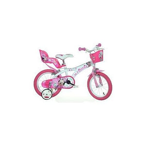 Bicicleta copii 14 minnie-Dino Bikes