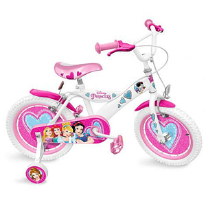 Bicicleta disney princess 14-stamp