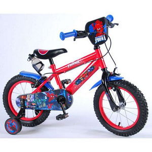 Bicicleta e-l spiderman 14-EandL CYCLES