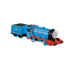 Set locomotiva si vagon Thomas & Friends Trackmaster - Gordon (BML09)-Thomas
