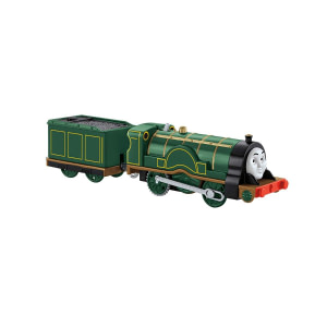 Set locomotiva si vagon Thomas & Friends Trackmaster - Emily (CDB69)-Thomas