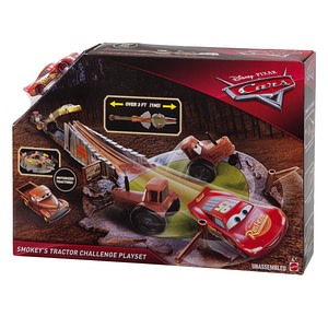 Set de joaca Disney Cars - Cursa infernala-Disney Cars