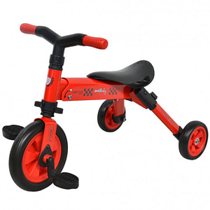 Tricicleta 2 in 1 B-Trike-DHS Baby