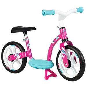 Bicicleta fara Pedale Comfort Pink-Smoby