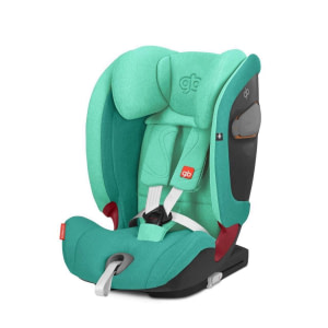 Scaun auto cu Isofix GB Everna-Fix Lagune Blue