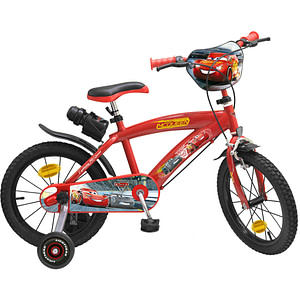 Bicicleta copii Cars 3 - 16 inch-Disney Cars