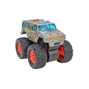Masinuta Monster Truck Globo Die Cast