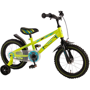Bicicleta Blade Electric Green 14 inch-EandL CYCLES