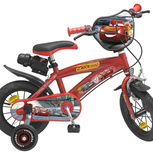 Bicicleta copii Cars 3 - 12 inch-Disney Cars