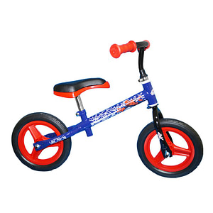 Bicicleta fara pedale Toimsa Spiderman - 10 inch-Spiderman