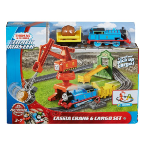 Set de joaca motorizat Thomas and Friends