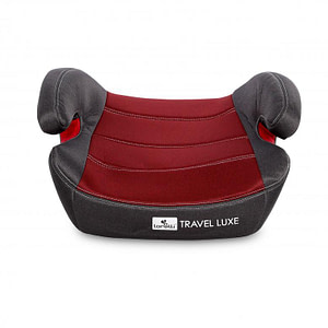 Inaltator auto Travel Luxe Isofix 15-36 Kg Red-LORELLI
