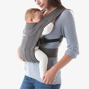 Marsupiu Embrace Heather Grey-Ergobaby
