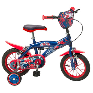 Bicicleta copii Spiderman 12 inch-Spiderman