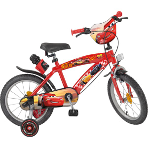 Bicicleta Disney Cars 3