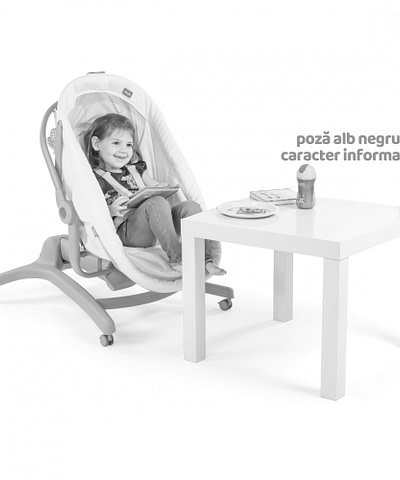 Cosulet multifunctional 4 in 1 Chicco Baby Hug AIR, Stone (Gri), 0luni+ | CHICCO