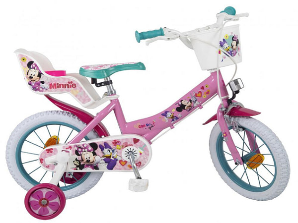 Bicicleta copii Minnie Mouse 12 inch-Disney Minnie Mouse